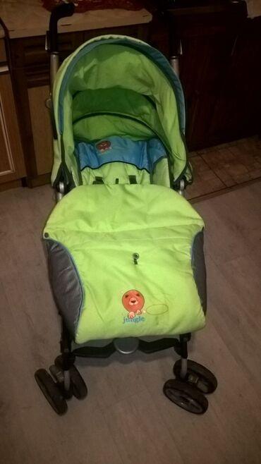 Prodajem koriscena kolica za bebe u dobrom su stanju.marka
