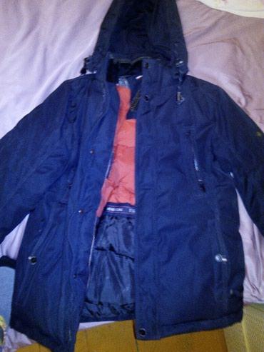Куртка мужская,зимняя очень теплая. в Бишкек