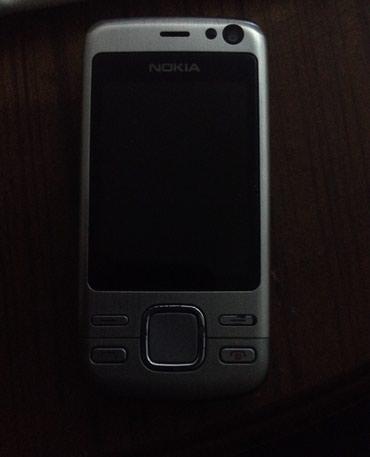 Bakı şəhərində Nokia 6600 original.
