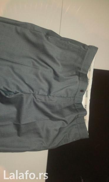 Usko odelo jednom obuceno kao novo broj 54 sive boje jako lepo stoj - Backa Palanka