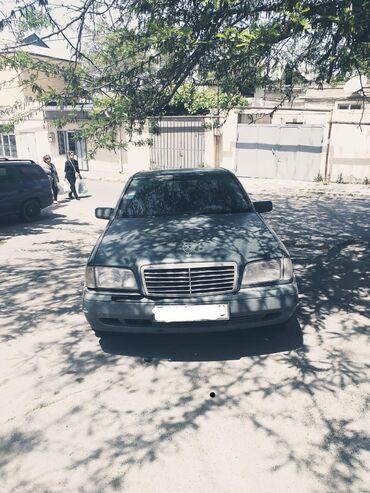 mercedes islenmis ehtiyat hisseleri - Azərbaycan: Mercedes-Benz C 180 1.8 l. 1995   404000 km
