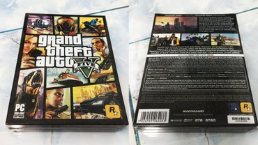 Gta 5  igrica za pc.Ne za playstation. - Nis
