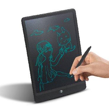 """Купить-электронный-планшет - Кыргызстан: Электронный планшет для рисования и заметок LCD Writing Tablet 10""""+ бе"""