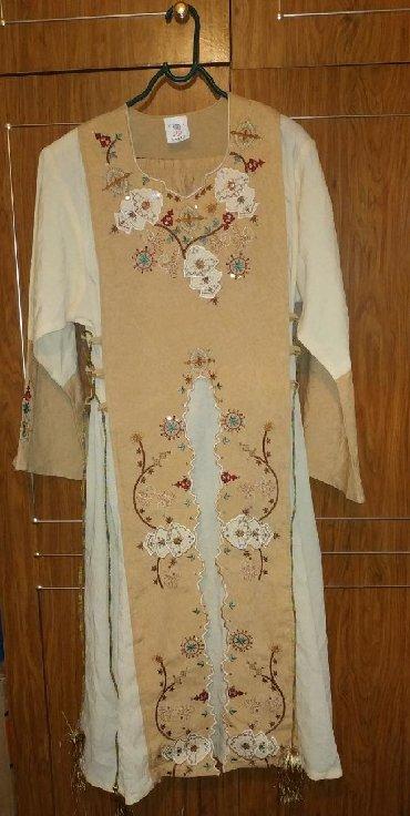 туники со штанами в Кыргызстан: Платье со штанами и платком,или обмен на комнатные цветы