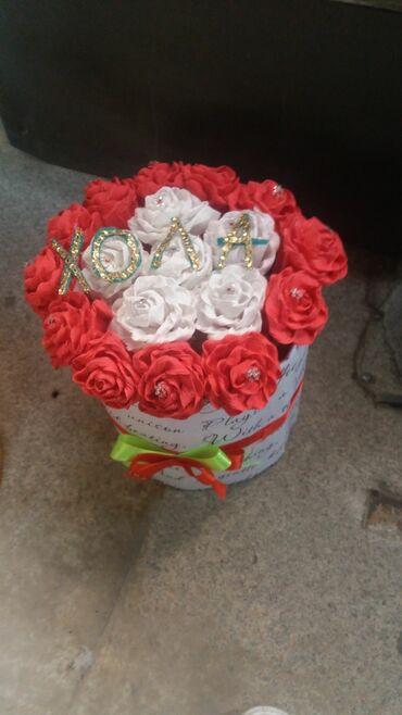 Цветы на заказ на любую форму то ест сердечко.квадрат и круглый Цена