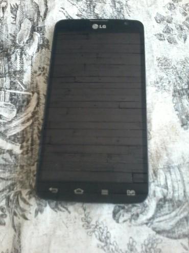 LG в Гянджа: Ekran işlemir