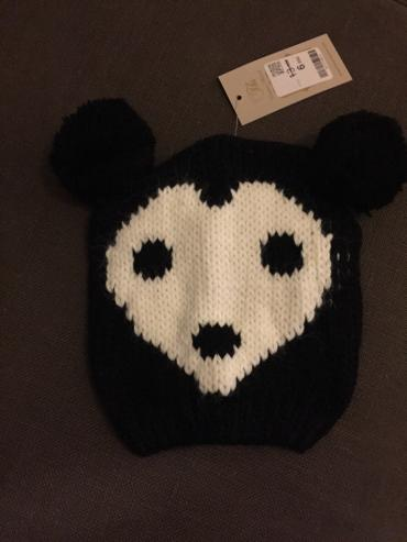 Children's wool cap with ready bear . New  σε North & East Suburbs