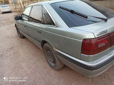 авто продажа кыргызстан in Кыргызстан | АВТОЗАПЧАСТИ: Mazda 626 2.2 л. 1989