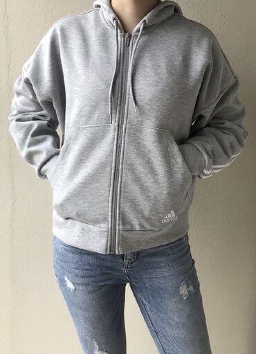 Adidas 3-Stripes Hoodie Τη πουλάω λόγω λάθος επιλογής μεγέθους.Μάρκα