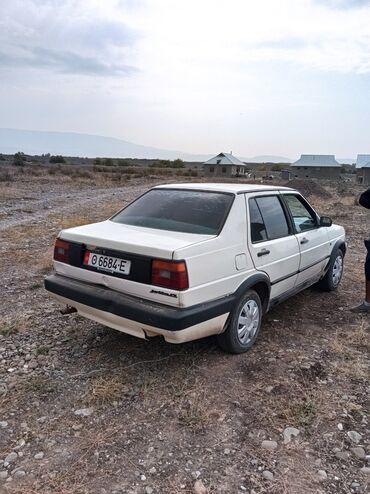 Мин бир тун китеп - Кыргызстан: Volkswagen Jetta 1.8 л. 1989 | 274728 км