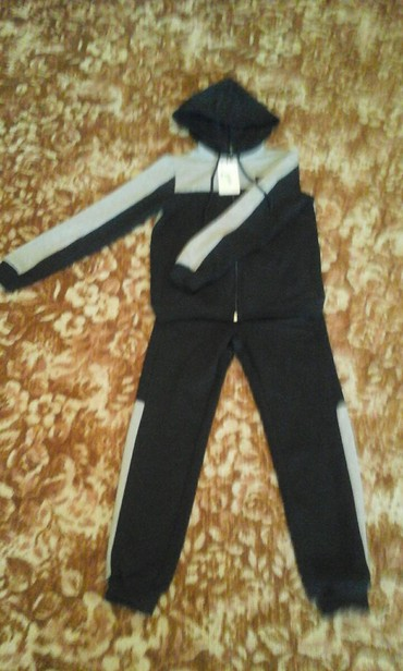 Школьные костюмы для мальчиков - Кыргызстан: Костюм на мальчика38р.,дл.брюк80см.,дл.куртки53см
