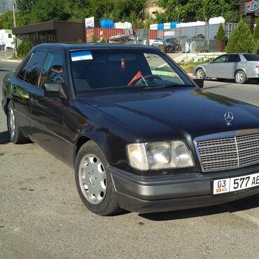Mercedes-Benz E 320 3.2 л. 1993 | 200000 км