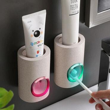 Автоматический Дозатор для зубной пасты ECOCO Преимущества