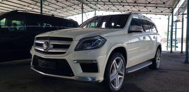 Mercedes-Benz GL-Class 4.7 л. 2012 | 152000 км