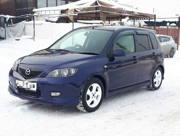 трещина в Кыргызстан: Mazda Demio 1.5 л. 2003 | 220000 км