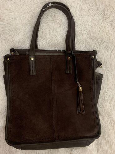 Шикарная сумочка, тренд этого зимнего сезона! В хорошем состоянии