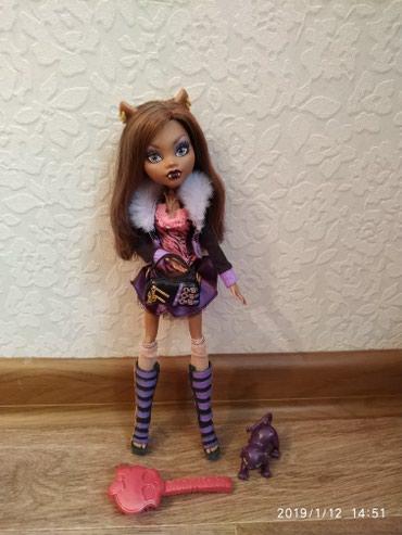 Продаю куклу Monster high Клодин Вульф в Бишкек
