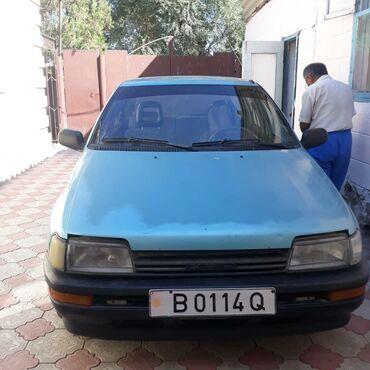 Daihatsu - Кыргызстан: Daihatsu Charade 1 л. 1991 | 353468 км