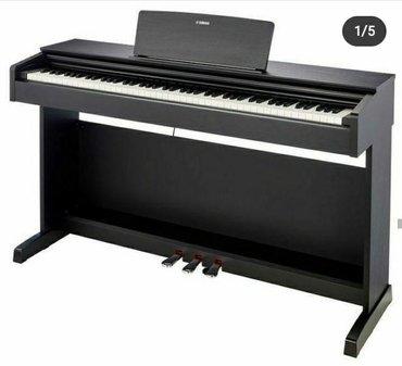 """цифровое-пианино в Кыргызстан: Цифровое пианино от фирмы """"Yamaha""""•Модель"""