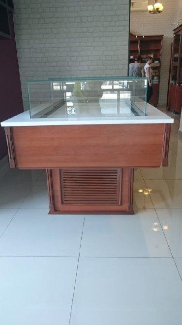 Витринный холодильник для мяса - Азербайджан: Витринные мебели холодилники