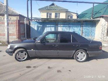 черный mercedes benz в Кыргызстан: Mercedes-Benz W124 1994