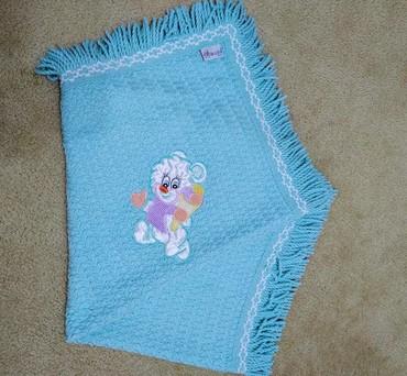 шерстяное одеяло меринос в Кыргызстан: Одеяло детское Турция