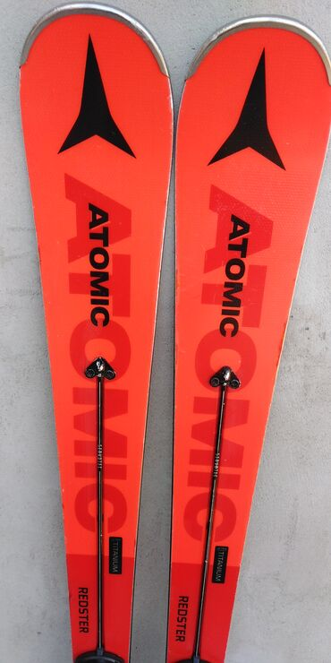 Sport i hobi - Pirot: ATOMIC Redster Servotec S 9 Ti 165 cm 2020 g Vrhunske skijeATOMIC S