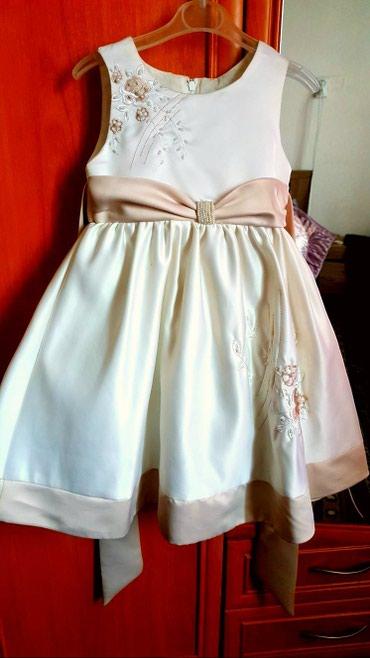 Шикарное платье принцессы на девочку в Novopokrovka