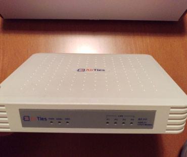ADSL2 Modem/Router Technicolor TD1526v2 σε Λυκόβρυση - εικόνες 4