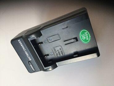 Зарядные устройства - Кыргызстан: Подаю зарядку для фотоаппарата Canon 400D/ 350D