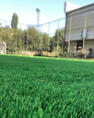 искусственная трава бишкек in Кыргызстан | ГРУЗОВЫЕ ПЕРЕВОЗКИ: Искусственный газон, высота 40мм, дитекс, двух тональный, плотность