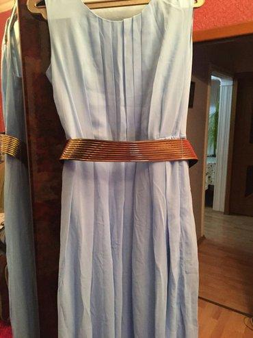 Bakı şəhərində Продаю вечернее платье. размер 36. цена 20 ман. одевали 1 раз