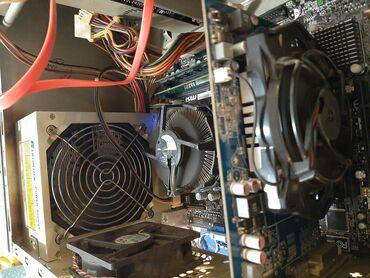 Komplet ispravan računar sa sledećim specifikacijama:Procesor: E5500