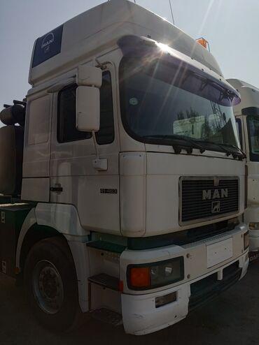 Грузовой и с/х транспорт - Кыргызстан: Ман 1998 год 41-463 спец техника, свежий завоз, двухмостовый, мосты ро