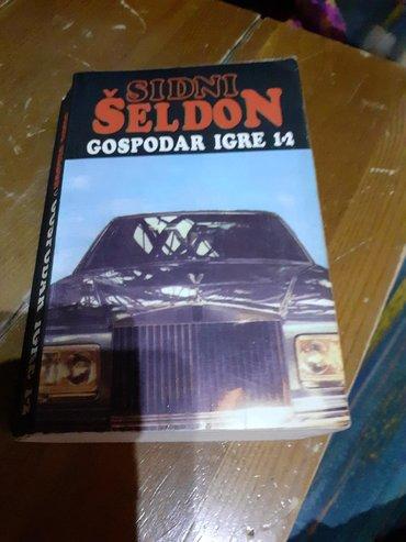 Knjige, časopisi, CD i DVD | Pozega: Gospodar igre 1,2-Sidni Seldon