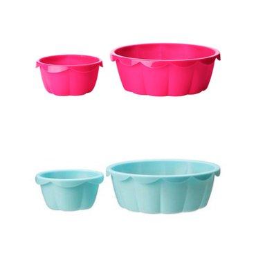 формы для выпечки буханок хлеба в Кыргызстан: Новые наборы форм для выпечки от икеа (2 расцветки). обьем 1,6л и