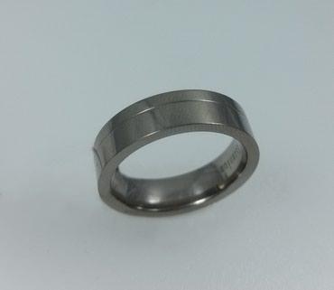 Кольцо из титана. Размер 19.5. Цена 3500 Сом в Бишкек