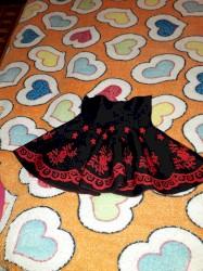 детская вязаная юбка в Азербайджан: Детская клюш юбка фабричная вязка.но очень красивая на 3 4 годика