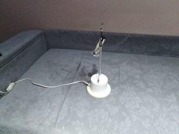 Prelepa stona lampa +sijalica.. - Kraljevo
