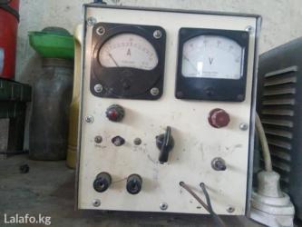 Зарядка аккумулятора, диагностика .ул Боталиева 207 (бывш Херсонская)п в Бишкек