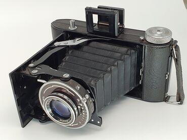 Фотоаппарат антиквариат в идеальном состоянии. Немецкий. Рабочий