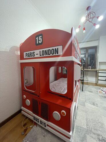 Продаётся детская двухъярусная кровать Лондон бас, в отличном