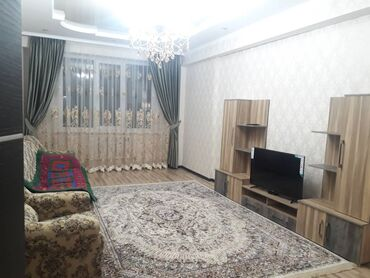 Сдается квартира: 2 комнаты, 57 кв. м, Бишкек