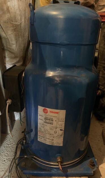 Спиральная плойка - Кыргызстан: Спиральный компрессор CSHA150KE для кондиционераБ/УРеальным клиентам