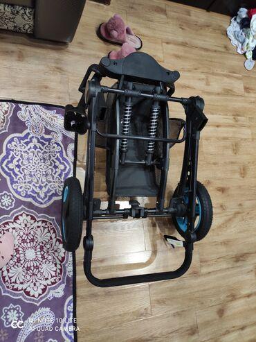 автолюлька в Кыргызстан: Хочу срочно продать хорошую новую коляску, не пользовались, на улицу н
