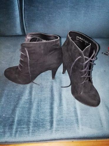 Graceland kratke čizmice, nošene, ali očuvane, br 41. - Plandište