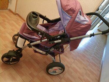 Ciriq usaq kombinzonlari - Azərbaycan: Uşaq arabaları