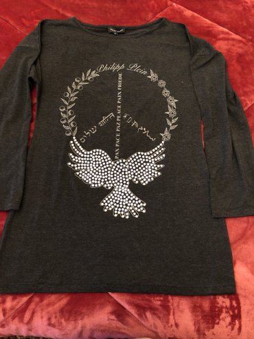 Επωνυμη αυθεντική μακριά μπλουζα απο M-XL !!! Ευκαιρια !!! Προλαβε τωρ σε Βόρεια & Ανατολικά Προάστια