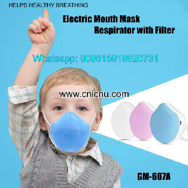 Child Kid Pm2.5 Air Pollution Dust Face Children N95 Face Mask for