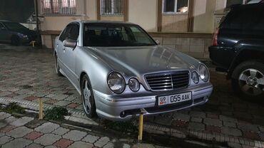 диски моноблок в Кыргызстан: Mercedes-Benz E 430 4.3 л. 2001